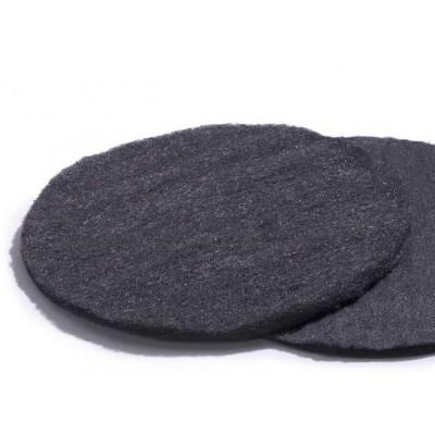 Pad din lâna de sârmă inox 430 mm