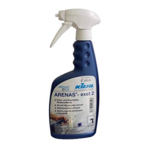 Produs pentru îndepărtarea petelor de cernelă și cariocă ARENAS-exet 2