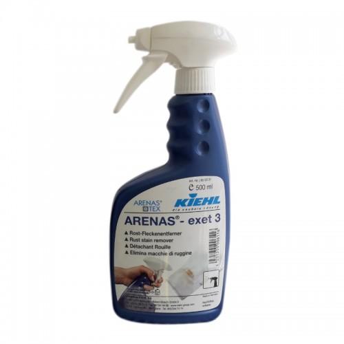 Produs pentru îndepărtarea petelor de rugină ARENAS-exet 3