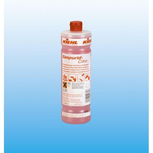 Detergent sanitar Sanpurid Citro 1 L / 10 L