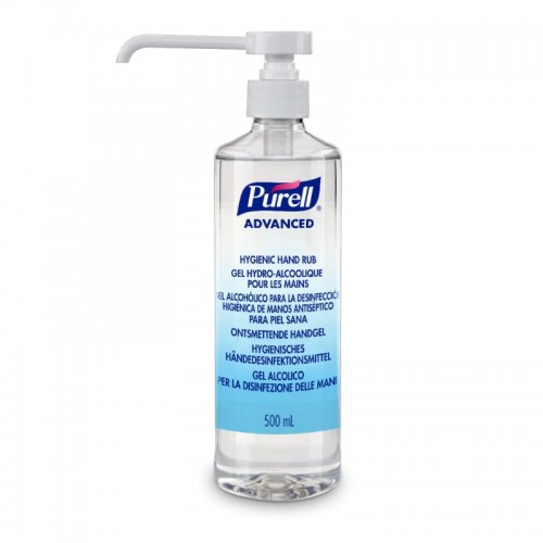 Gel dezinfectant Purell Advanced 500 ml.