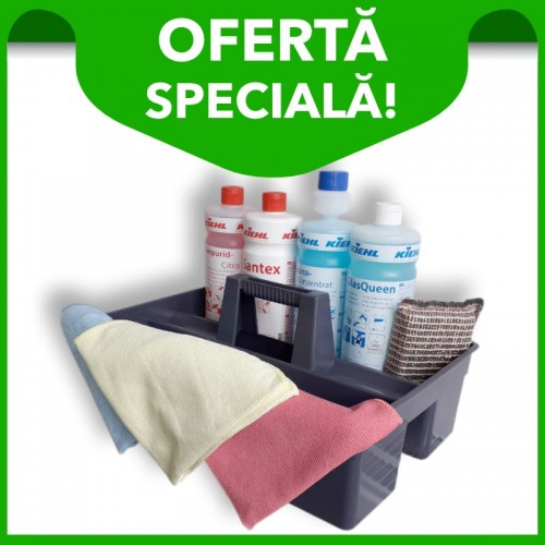 Set produse curățenie generală