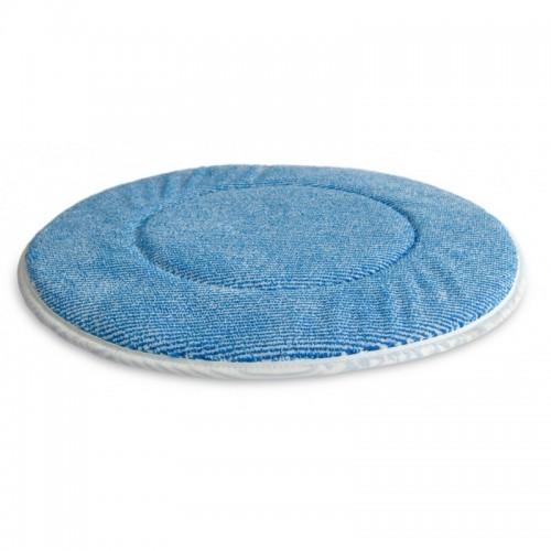 Pad microfibră albastră 330 mm - 430 mm