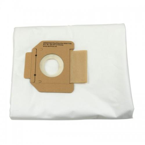 Set 5 saci textili 50 litri Sprintus Waterking XL,N55,N77,N80,KETOS N56,KETOS N81
