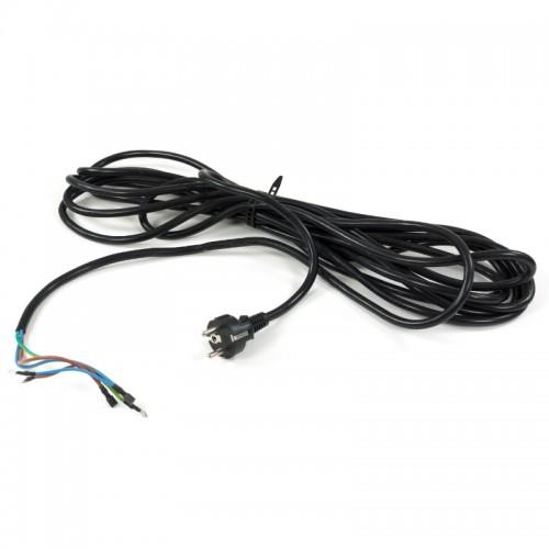 Cablu alimentare 7,5 m cu pini aspirator Sprintus Waterking