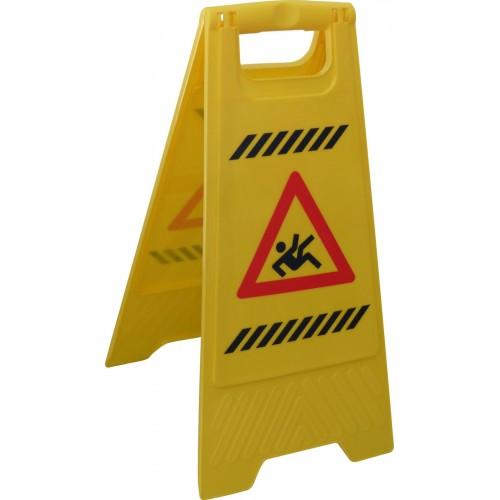 "Indicator avertizare "" Atentie podea umeda """